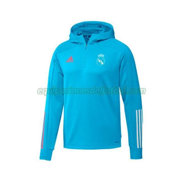 chaquet hoody real madrid 2020-21 - hombro